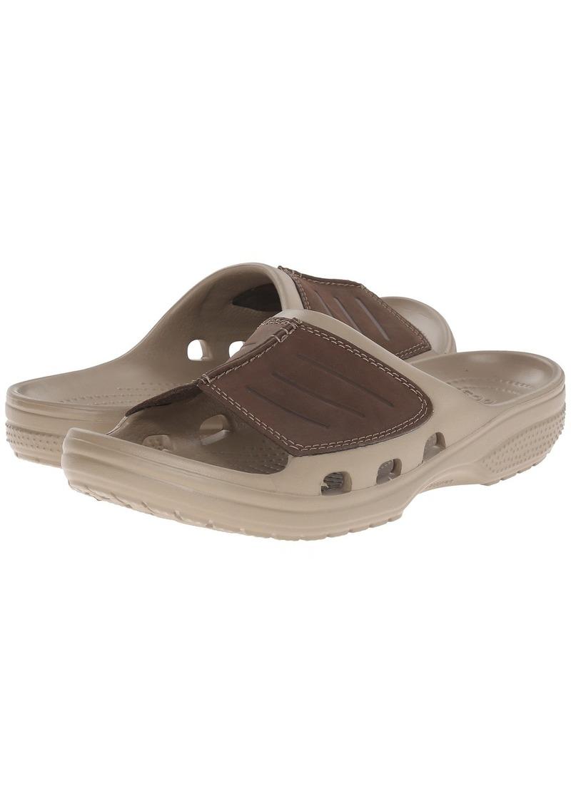 32b89b07445 Crocs Yukon Mesa Slide