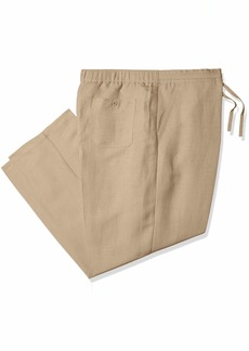 Cubavera Men's Drawstring Pant with