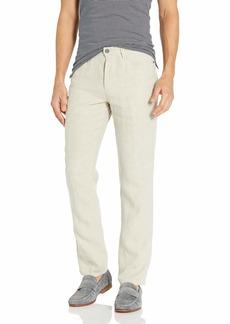 Cubavera Men's Linen 5 Pocket Pant  32x32