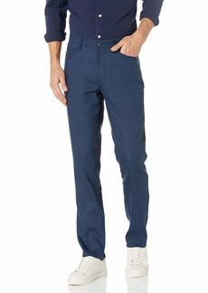 Cubavera Men's Linen-Blend Stretch 5-Pocket Pant
