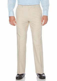 Cubavera Men's Linen-Cotton Herringbone-Textured Pant  34x34