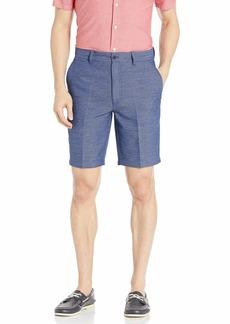 Cubavera Men's Big and Tall Textured Stretch Short