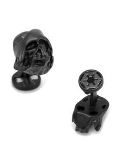 Cufflinks Inc. 3D Melted Darth Vader Helmet Cufflinks