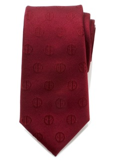 Cufflinks Inc. Cufflinks, Inc. Deadpool Silk Tie
