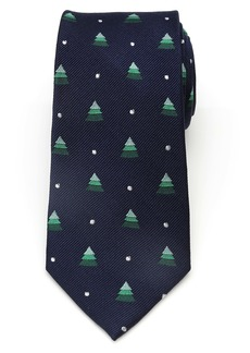 Cufflinks Inc. Cufflinks, Inc. Holiday Tree Silk Tie