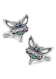 Cufflinks Inc. Cufflinks, Inc. Hornets Cuff Links