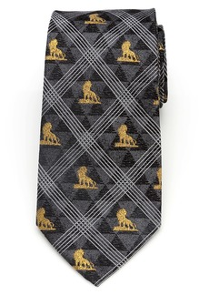 Cufflinks Inc. Cufflinks, Inc. Lion King Pose Silk Tie
