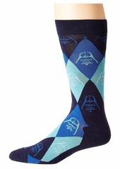 Cufflinks Inc. Darth Vader Argyle Socks