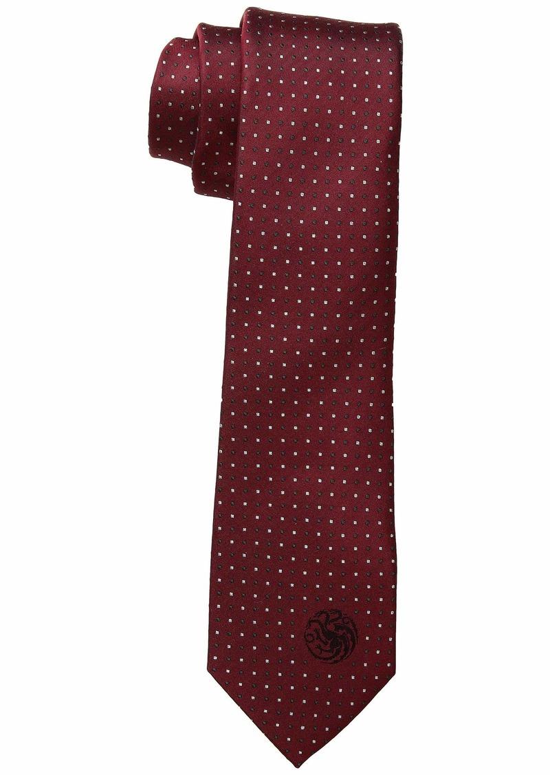 Cufflinks Inc. Game of Thrones - Targaryen Dragon Sigil Tie