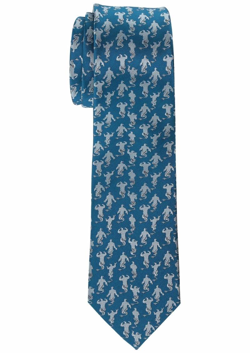 Cufflinks Inc. Genie Scattered Blue Tie