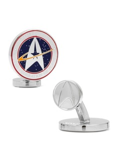 Cufflinks Inc. Star Trek Starfleet Command Cufflinks
