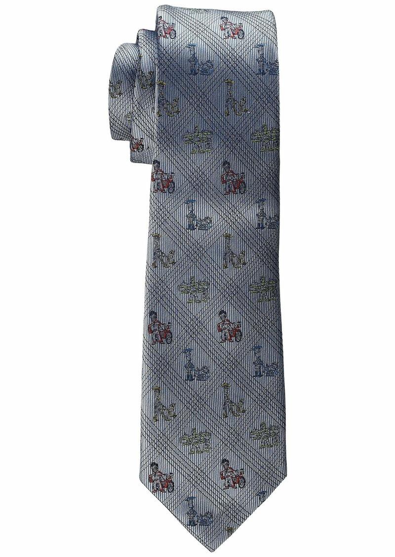 Cufflinks Inc. Toy Story Symbols Tie