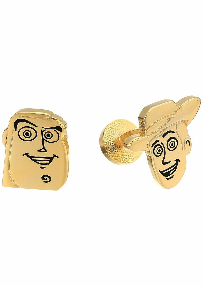 Cufflinks Inc. Woody and Buzz Pair Cufflinks