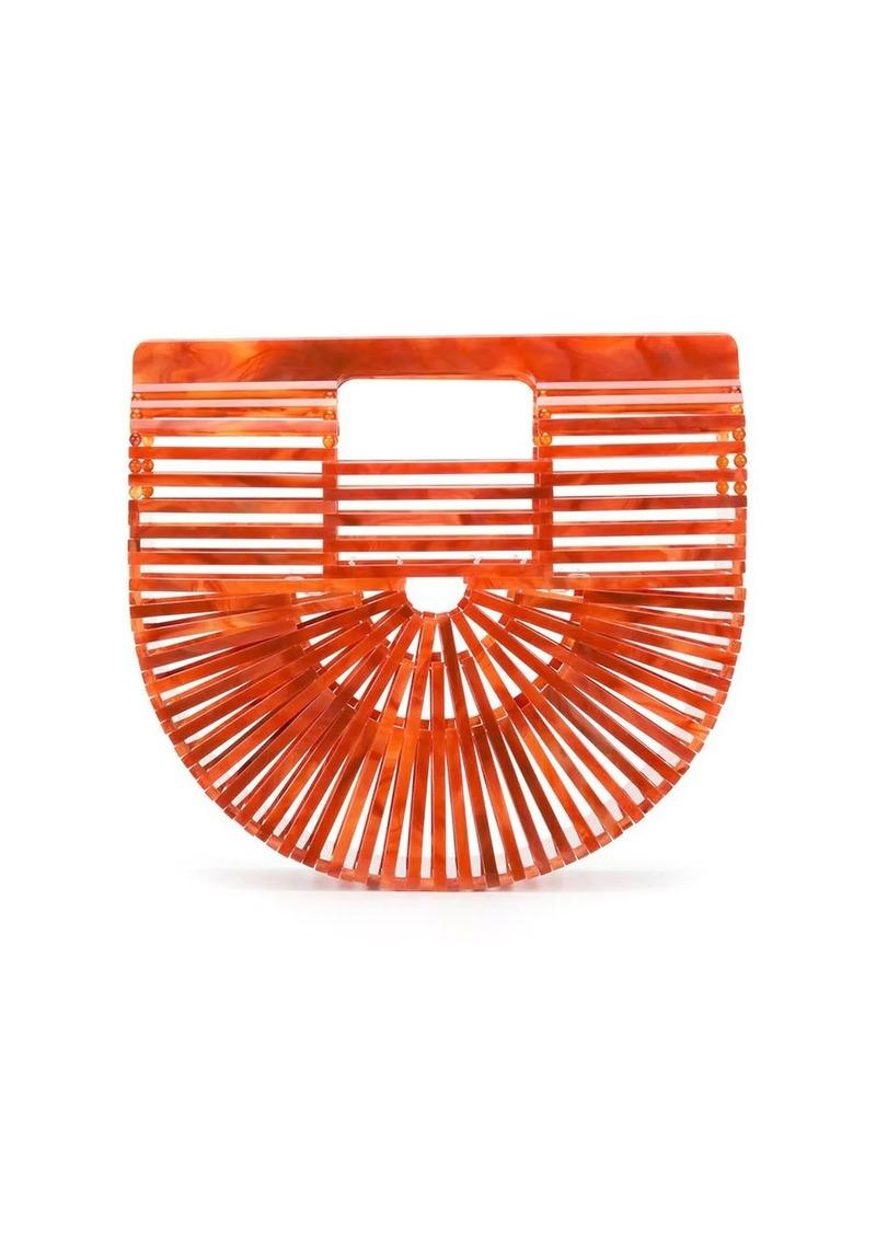Cult Gaia Ark mini clutch bag
