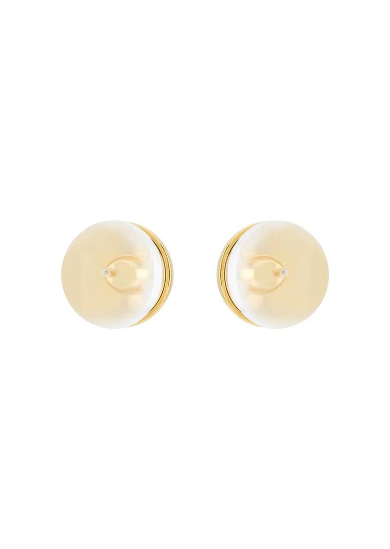 Cult Gaia Amara stud earrings
