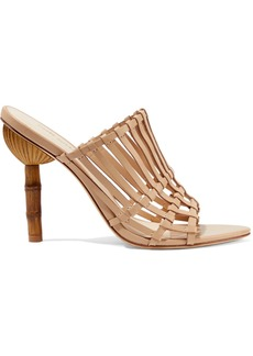 Cult Gaia Ark Leather Sandals