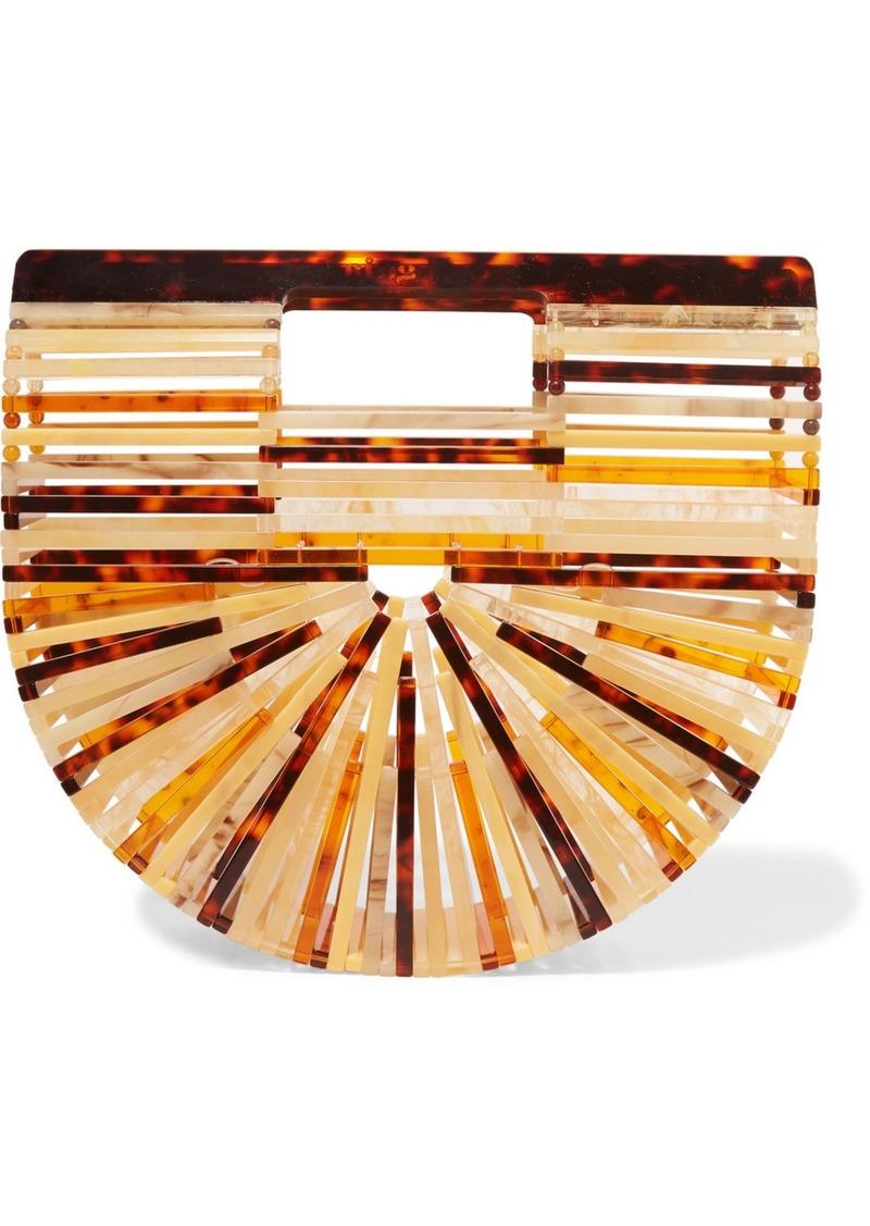Cult Gaia Ark Mini Acrylic Clutch