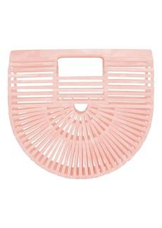 Cult Gaia Ark Mini Light Pink Bag