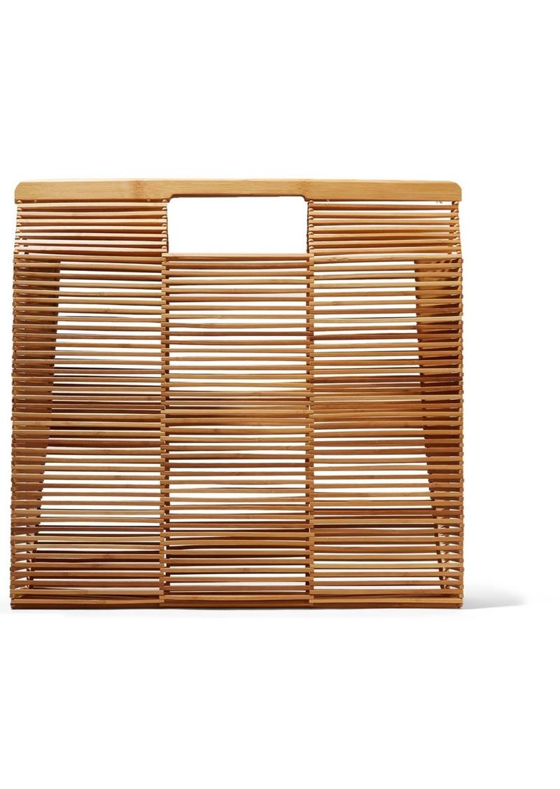 Cult Gaia Big bamboo tote