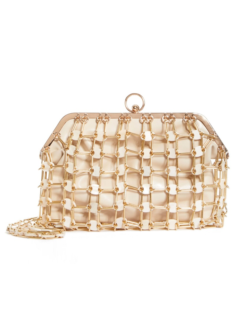 Cult Gaia Amber Clutch