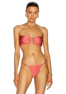 Cult Gaia Lexi Bikini Top