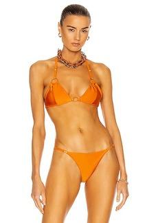 Cult Gaia Misha Bikini Top