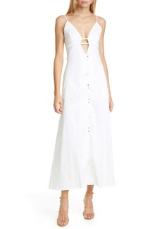 Cult Gaia Myrium Midi Dress
