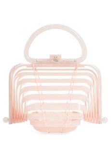 Cult Gaia The Lilleth Acrylic Handbag