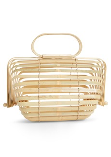 Cult Gaia The Lilleth Bamboo Handbag