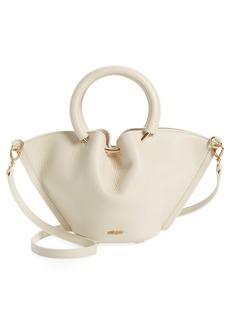 Cult Gaia Valeska Mini Leather Crossbody Bag