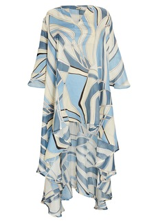 Cult Gaia Farah Printed Cover-Up Dress