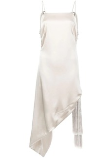 Cult Gaia Giselle asymmetric dress