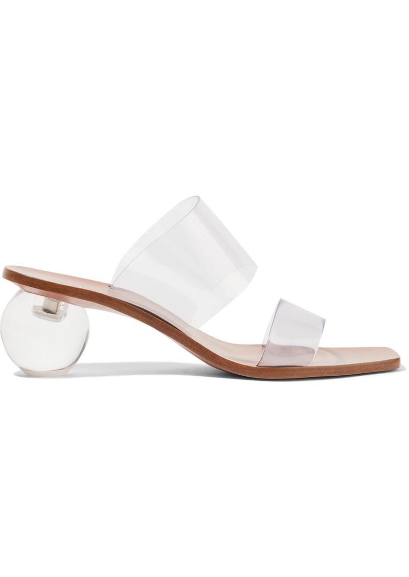 Jila Vinyl Sandals
