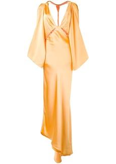 Cult Gaia Lana handkerchief gown