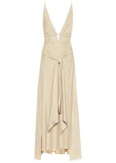 Cult Gaia Margot maxi dress