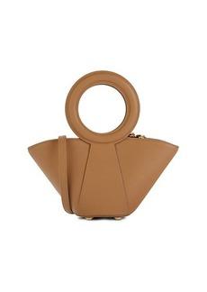 Cult Gaia Mini Roksana Leather Crossbody Bag