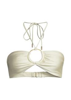Cult Gaia Myra Ring Bikini Top