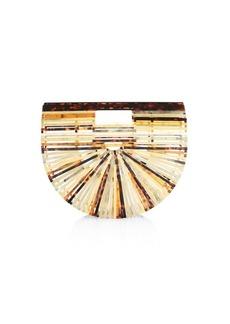 Cult Gaia Small Ark Acrylic Bag