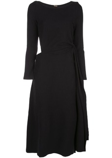 Cult Gaia Tina side knot dress