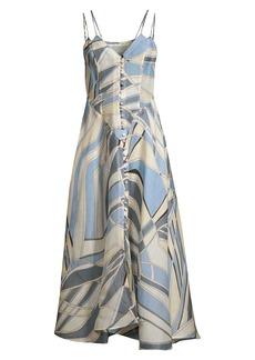 Cult Gaia Tricia A-Line Dress