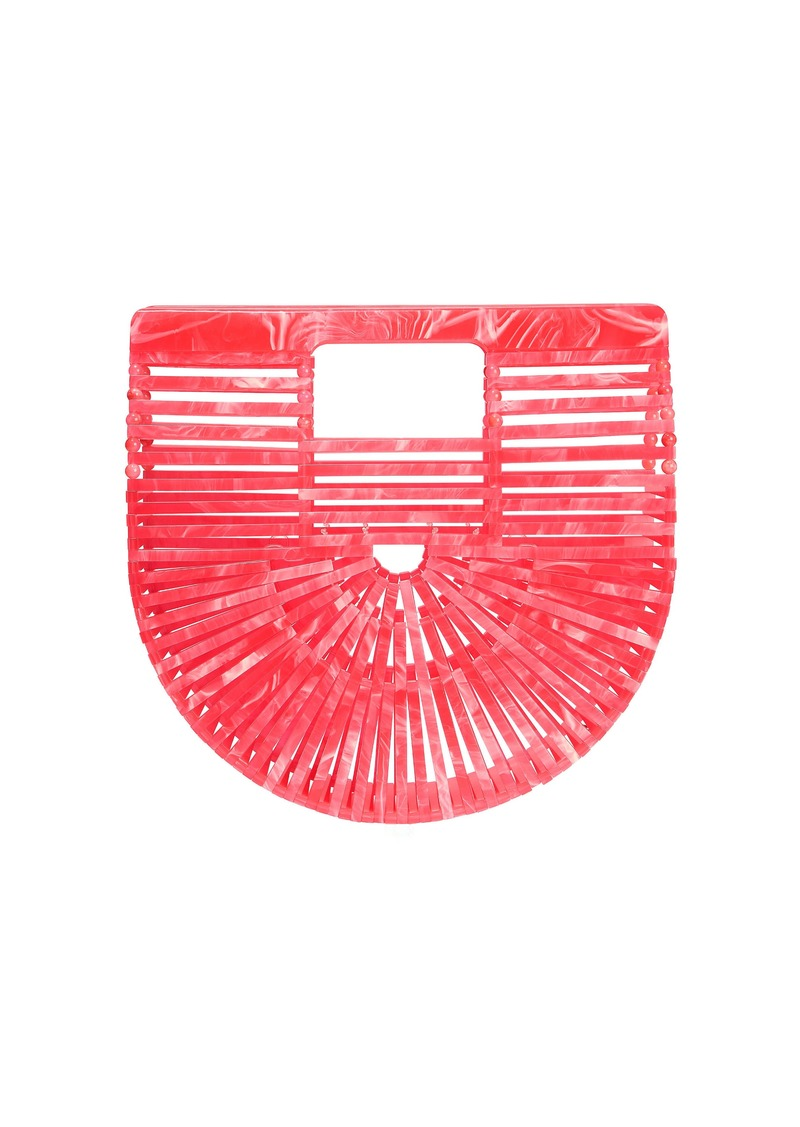 Cult Gaia Watermelon Ark Clutch