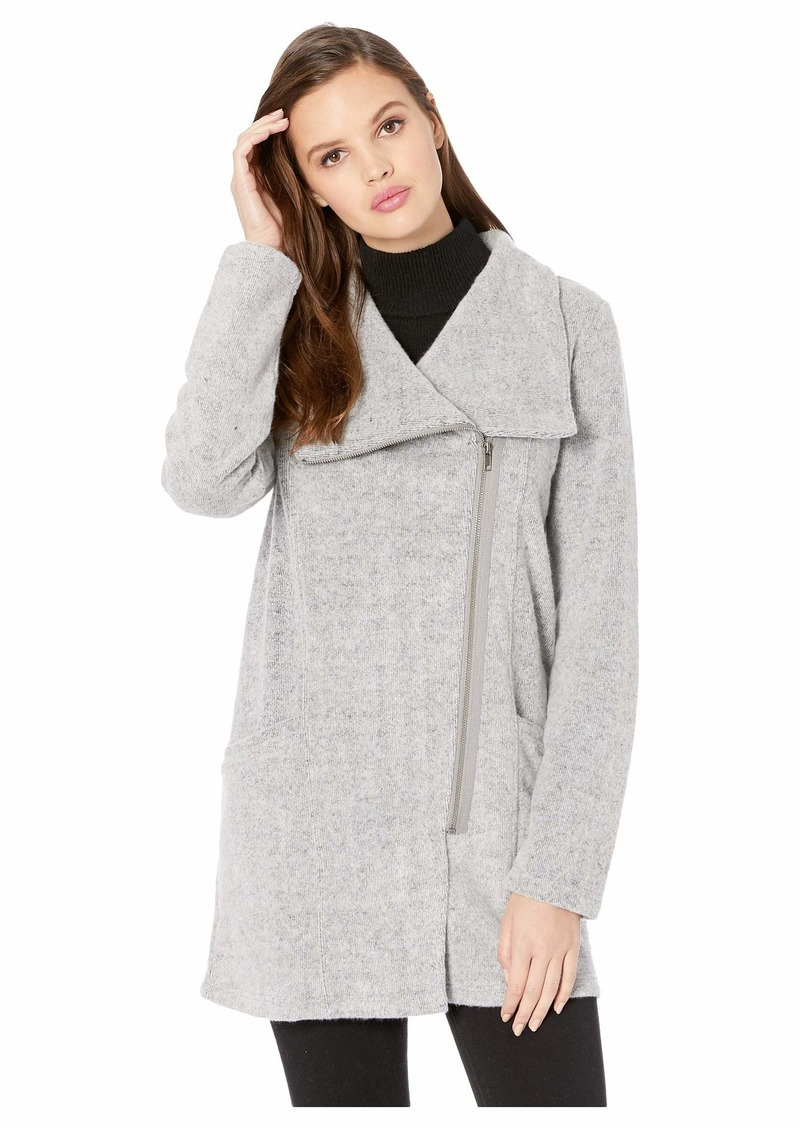 04ce416fee94e cupcakes and cashmere Brayden Knit Jacket | Outerwear