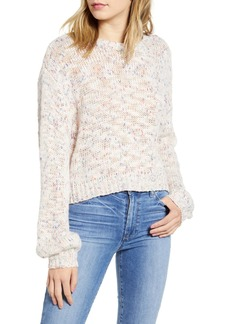 cupcakes and cashmere Arnhem Speckle Sweater