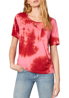cupcakes and cashmere Bella Tie Dye T-Shirt
