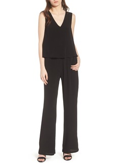 cupcakes and cashmere Bellamy Tiered Jumpsuit