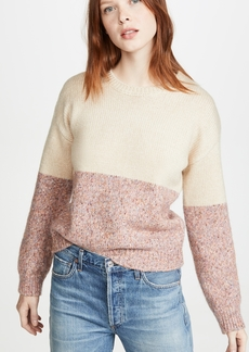 cupcakes and cashmere Carmel Sweater