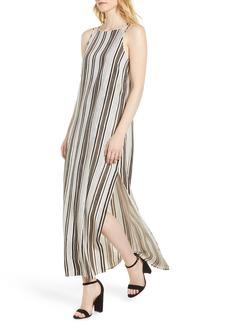 cupcakes and cashmere Corin Stripe Maxi Dress