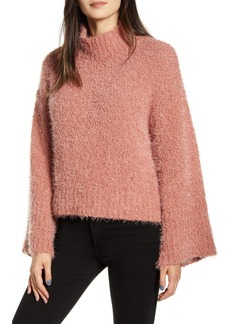 cupcakes and cashmere Danyon Bouclé Pullover