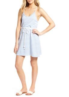 cupcakes and cashmere Desi Stripe Knit Dress