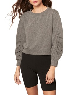 cupcakes and cashmere Dionne French Terry Sweatshirt
